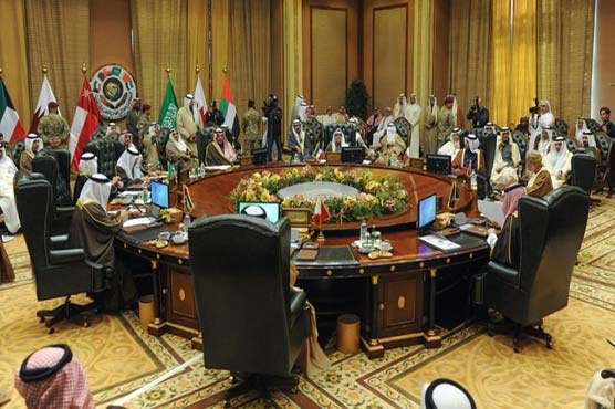 GCC Foreign Ministers Hold Meeting ahead of Tuesday's Summit