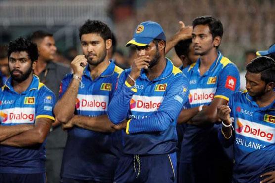 Minister stops Sri Lanka cricket team leaving for India