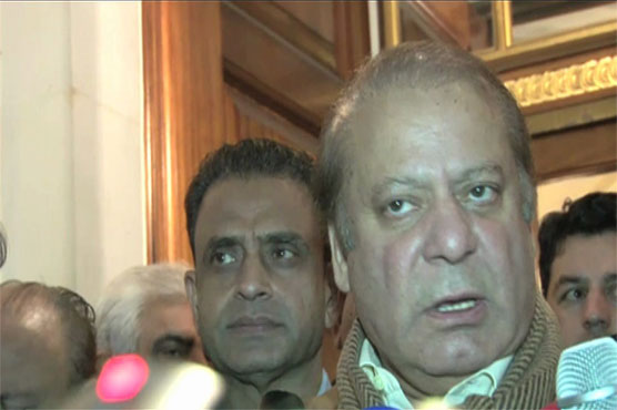 Pak court resumes hearing in Sharif case