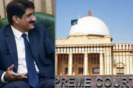 CM Sindh critical of water contamination documentary shown in SC