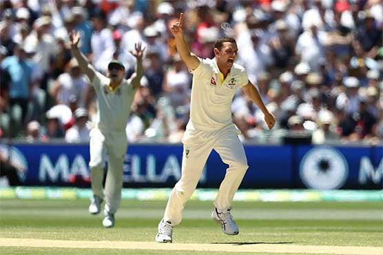 Starc, Hazlewood lead Australia to second Ashes Test win