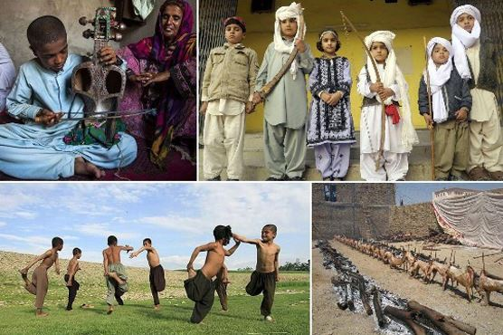 Baloch traditions: Food, games and dances you didn't know of
