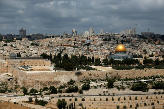 Professor talks moving Israel's capitol to Jerusalem
