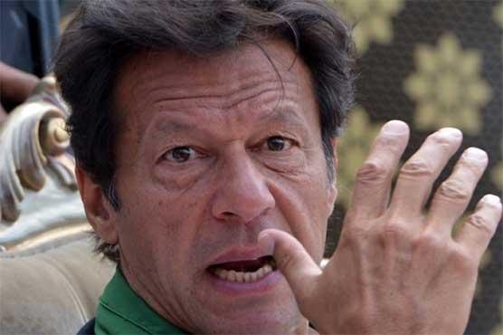 "Imran declares his support for Tahir-ul-Qadri in Jaranwala rally"""