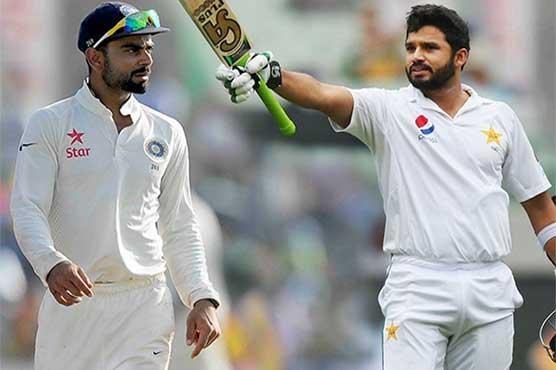 Azhar maintains eighth spot, Kohli moves up in new Test rankings