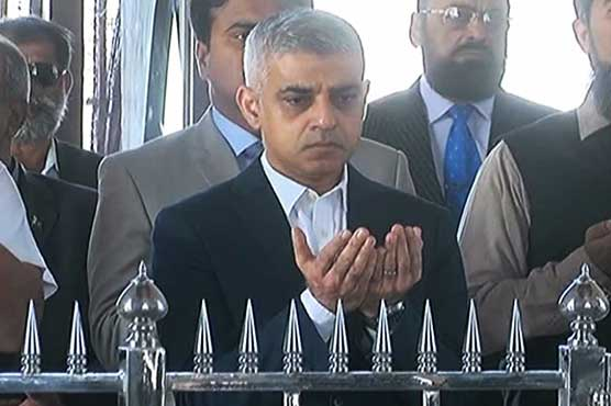Mayor of London to pay visit to Quaid's mausoleum today