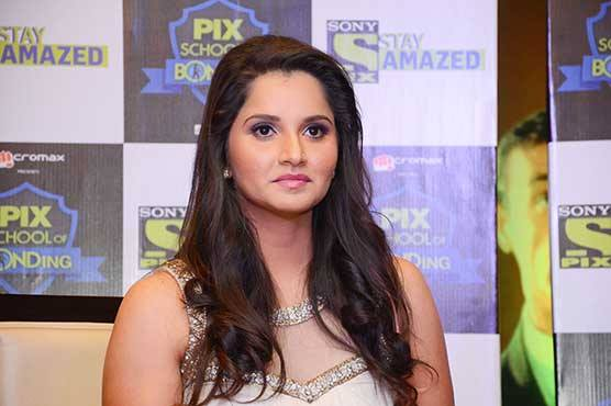 Sania Mirza names her favourite cricketer and it's not Shoaib Malik