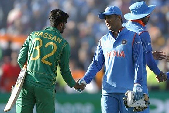 Hasan Ali is all praise for ex-Indian skipper MS Dhoni