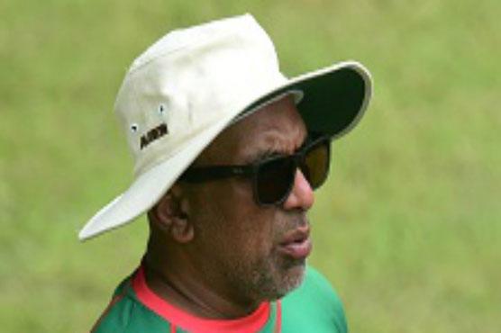 Hathurusingha named Sri Lanka cricket coach