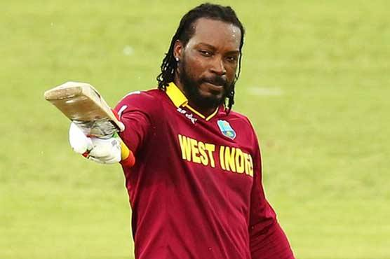 Chris Gayle becomes first player to hit 800 sixes in T20 format