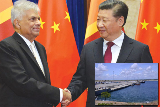 Concession Agreement over Hambantota Port development comes into effect