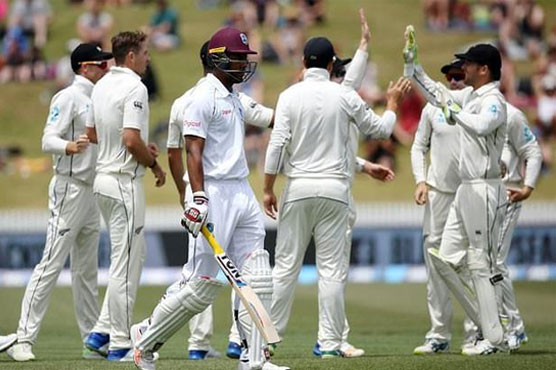 New Zealand bowlers enjoy 'fun' day out against Windies