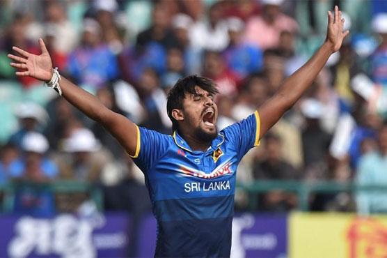 Lakmal claims four as Sri Lanka dismiss India for 112