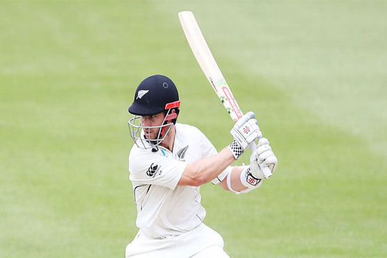 Williamson fifty extends N.Zealand lead after Windies double strike