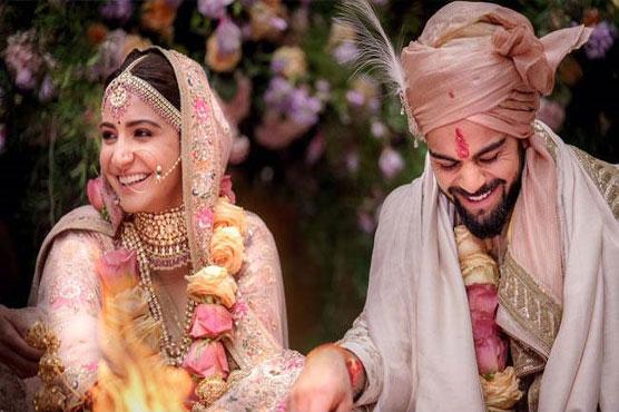 Virat Kohli, Anushka Sharma marry in Italy