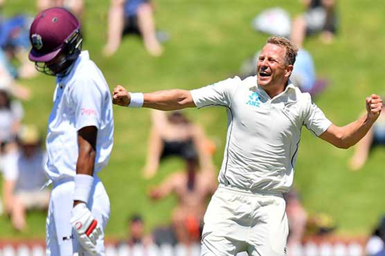 New Zealand plan works as hostile Wagner bounces out Windies