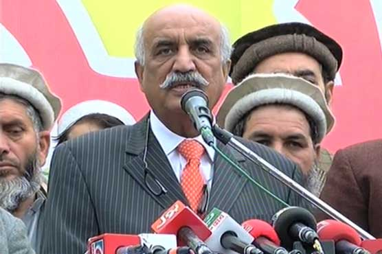 Credit of FATA reforms bill is exclusively PML-N's: SAFRON minister