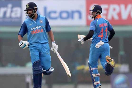 India post 392-4 against Sri Lanka in 2nd ODI