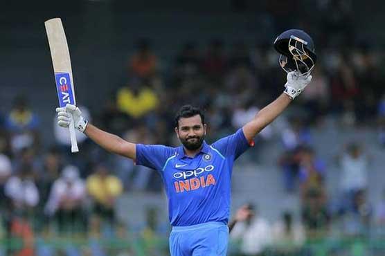 Rohit Sharma becomes first batsman to smash three ODI double centuries