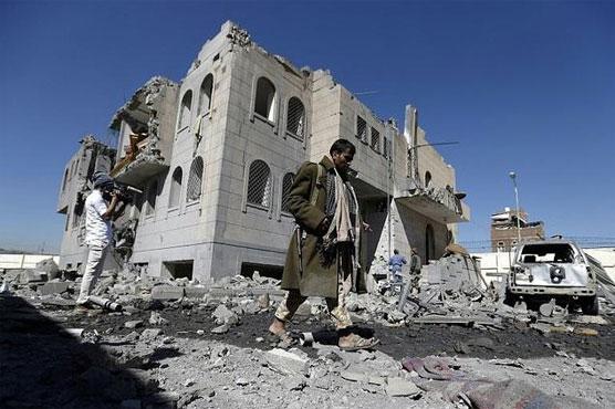 Suspected Saudi-led coalition airstrikes kill 15 in Yemen