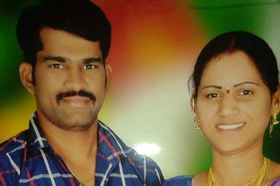 Paramour posing as womans husband after killing him arrested