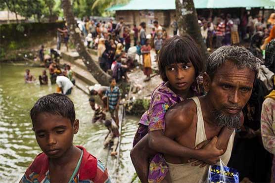 At least 40 more northern Rakhine villages burned since October, says HRW