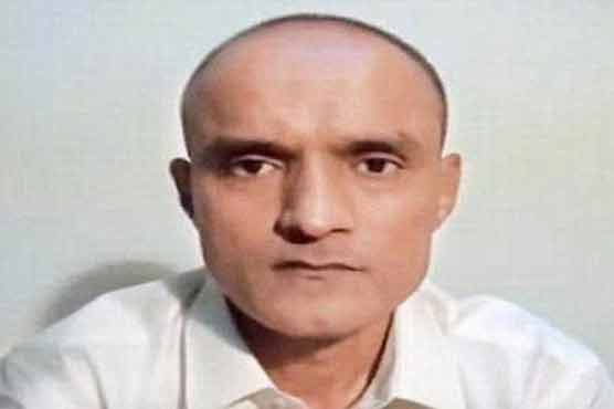 Kulbhushan Jadhav's kin send Pakistan visa requests