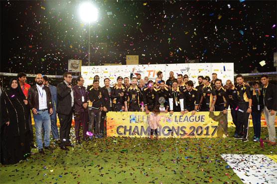 Kerala Kings win inaugural T10 League title