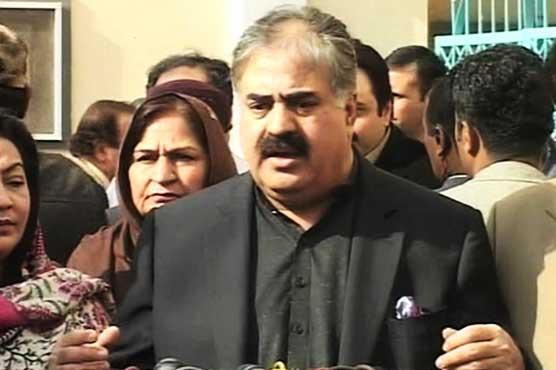 CM Sanaullah Zehri announces compensation money for Quetta church attack victims