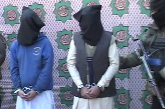 Two suspects arrested as terror bid targeting Balochistan governor foiled