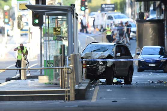 Melbourne car attack man on 18 attempted murder charges - Crime