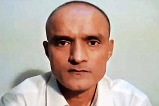 Allowed Kulbhushan Jadhav's meeting with wife, mother on 'humanitarian grounds'