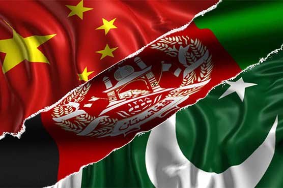 Pak-China-Afghan FMs for promoting political mutual trust