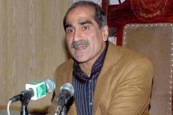 Statement presented out of context by media channels: Saad Rafique