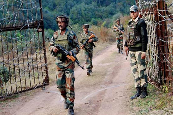 Pakistan violates ceasefire, soldier killed
