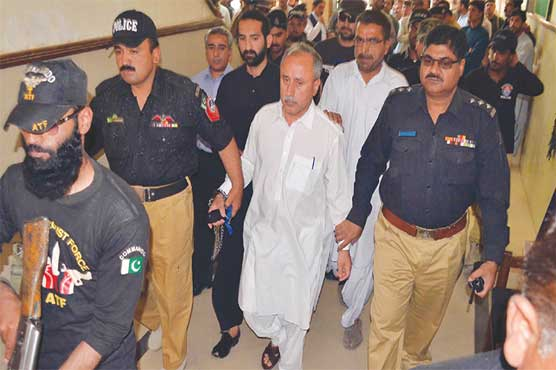 SC terms plea bargain deal with Mushtaq Raisani suspicious