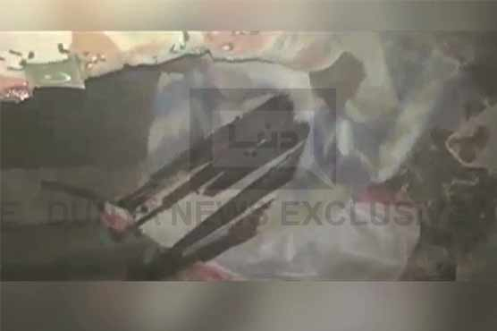 Rangers recover weapons cache of MQM London after raiding house
