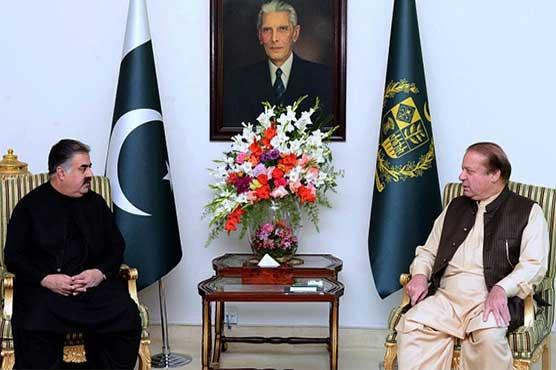 Balochistan made hub of development: PM