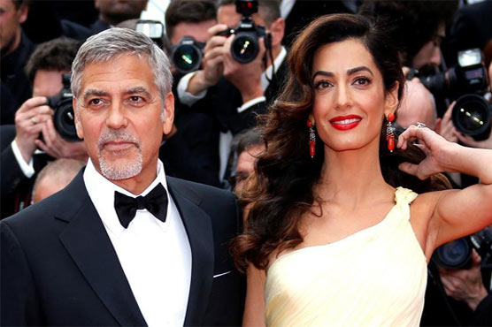 George Clooney and wife Amal expecting twins: Matt Damon