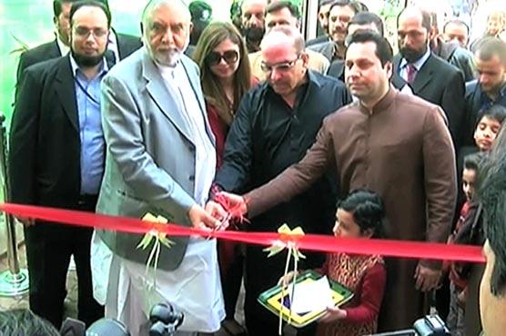 Malik riaz hussain inaugurates bahria dastarkhwan in rawalpindi malik riaz hussain inaugurates bahria dastarkhwan in rawalpindi altavistaventures Gallery