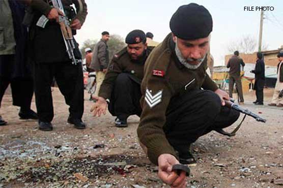 Three FC men killed in South Waziristan landmine blast