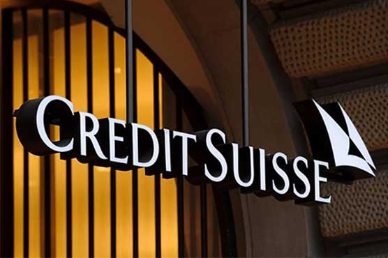Credit Suisse Posts Loss on DoJ Fine