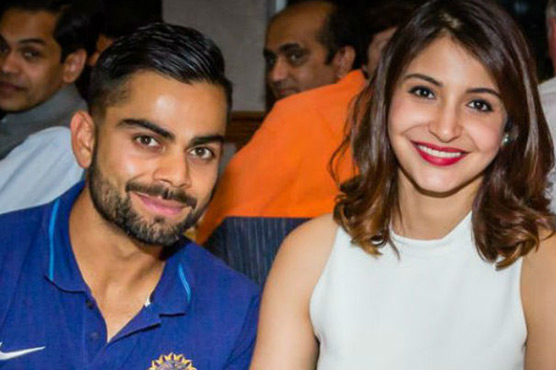 Virat Kohli Deleted Tweet After Wishing Anushka Sharma On Valentine's Day
