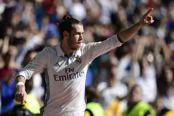 Gareth Bale scores on Real Madrid return