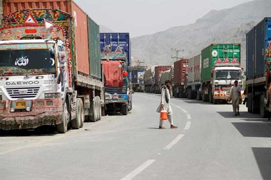 Zakhilwal hopeful on partial reopening of Pak-Afghan routes