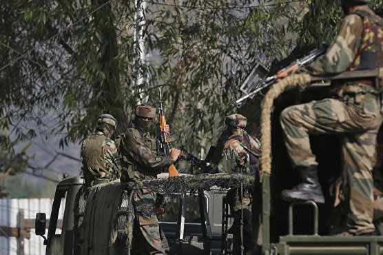 Shopian attack: Terrorists open fire killing 3 jawans and one civilian