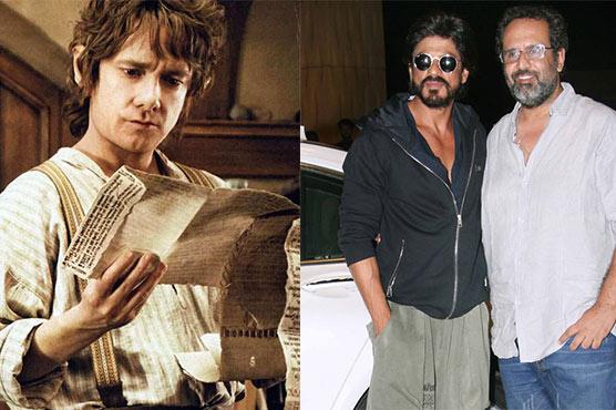 The Hobbit creators to do VFX of SRK's dwarf film