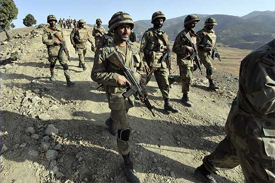 Rangers kill four terrorists, detain 600 suspects in Punjab