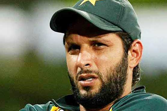Champions Trophy only tournament which Pakistan has never won: Afridi