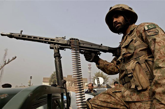 Pakistan army launches nationwide military operation 'Radd-ul-Fasaad'
